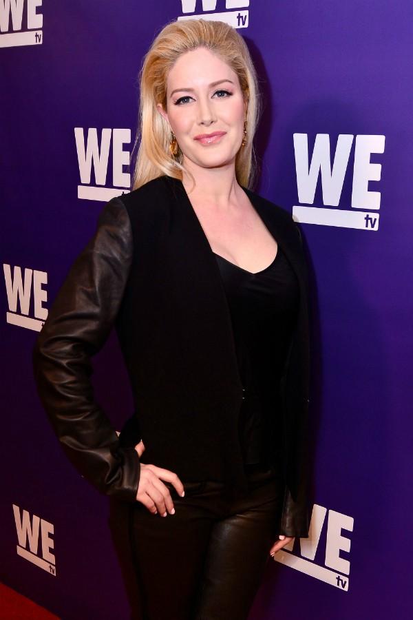 A atriz Heidi Montag (Foto: Getty Images)