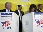 Sobre aceitar resultado, Trump diz que vai ver 'como coisas se desenrolam'