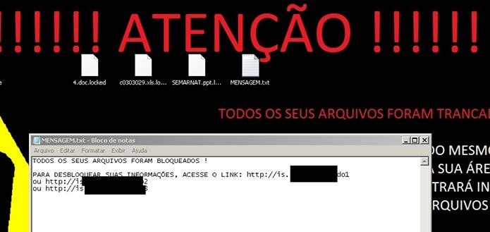 Golpe brasileiro imita atualização do Flash para sequestrar arquivos (Foto: Divulgação)