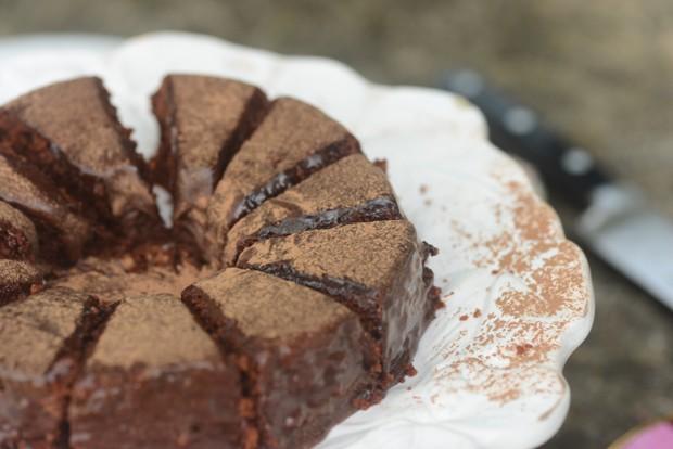 torta-de-chocolate-sem-gluten (Foto: Divulgação)