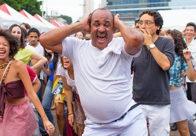 Presente nas outras edições, cubano Andres Martinez promete mega aula