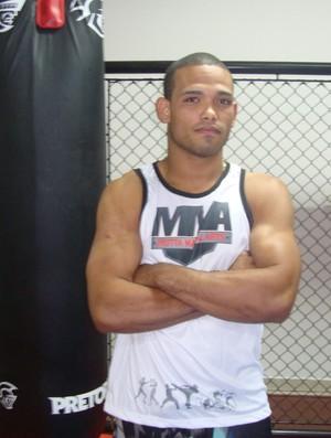 Renato Amorim, lutador do HCC 13 (Foto: Divulgação/Haidar Capixaba Combat)