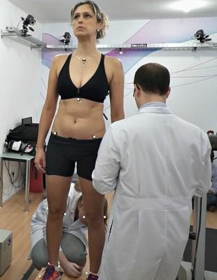 EuAtleta - rumo ao ápice exames (Foto: SMFILMES)