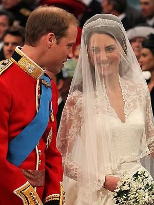O casamento de Will e Kate foi assistido por mais de 2 bilhões de pessoas no mundo inteiro (Foto: Getty Images)