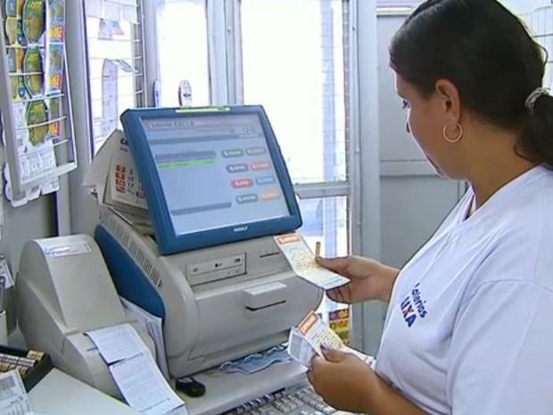 Apostas na Mega-Sena da Virada podem ser feitas até dia 31 de dezembro (Foto: Reprodução/ EPTV)