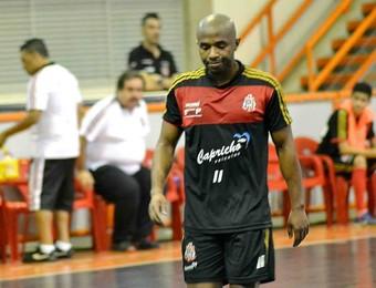 Henrique Jacareí Futsal (Foto: Divulgação/ Jacareí Futsal)