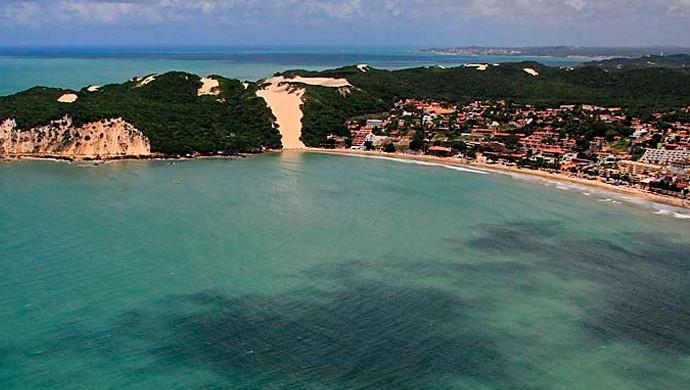 Praia de Ponta Negra, Natal - Morro do Careca (Foto: Canindé Soares)