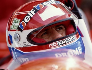Érik Comas, ex-piloto francês de Fórmula 1 (Foto: Getty Images)