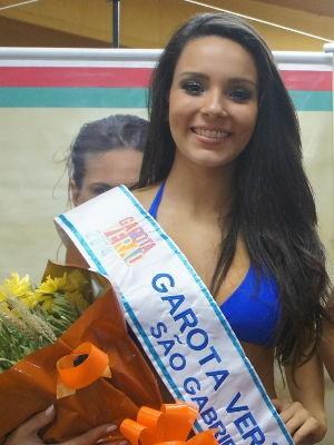 Letícia Soares (Foto: Gabriela Loeblein/G1)