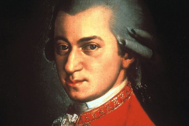 Mozart (Foto: Reprodução)