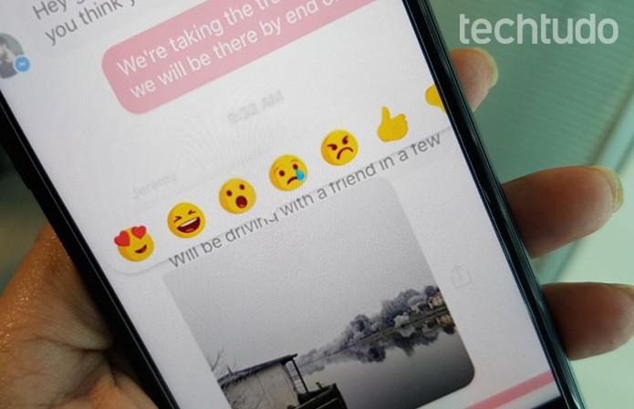 Facebook Messenger ganha novo recurso  (Foto: Carolina Ochsendorf/ TechTudo)