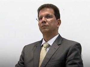 Sérgio Barboza Menezes assume Secretaria de Estado de Defesa Social de MG (Foto: Reprodução/ TV Globo)