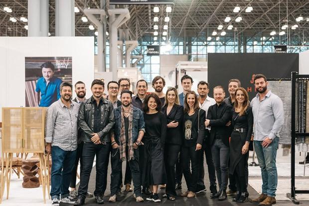 Projeto Raiz leva designers brasileiros para feira em NY (Foto: Divulgação)