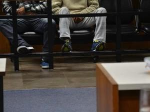 Julgamento dos dois irmãos durou mais de 12 horas (Foto: Ministério Público/Divulgação)