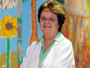 Sílvia Brandalise, diretora do Centro Infantil Boldrini, de Campinas  (Foto: Divulgação/Centro Boldrini)