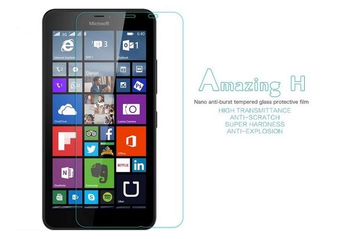Película Amazing H para Lumia 640 XL (Foto: Divulgação/Nillkin)