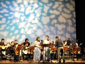 A apresentação acontecerá na sexta (12), no Teatro da Instalação (Foto: Divulgação/Orquestra de Violões)