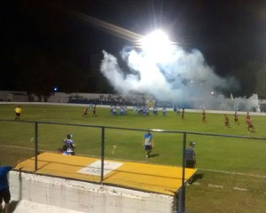 Estádio Gileno de Carli (Foto: Joab Marques)