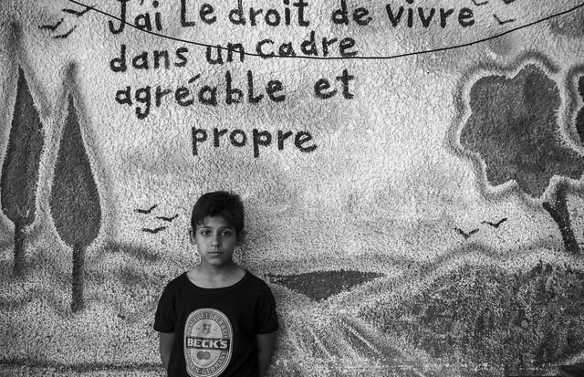Infância Refugiada: o olhar dos excluídos (Foto: Divulgação)