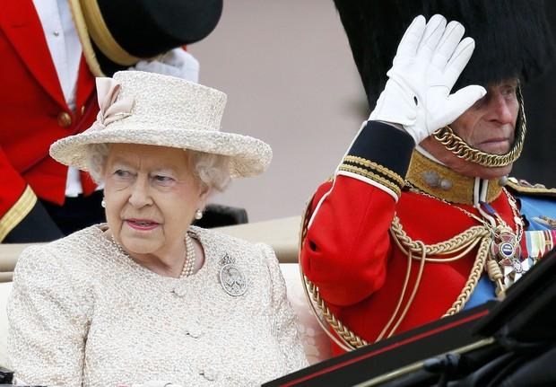 Rainha Elizabeth (Foto: Reuters)