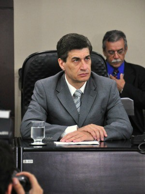 Marcel de Cursi foi apontado por juíza como 'mentor intelectual' de esquema. (Foto: Renê Dióz / G1)