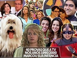 Anos 1990/2000 (Foto: Gshow)