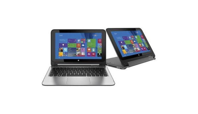 Vários modelos 2-em-1 trazem o fraco Intel Core M no hardware (Crédito: Divulgação/HP)