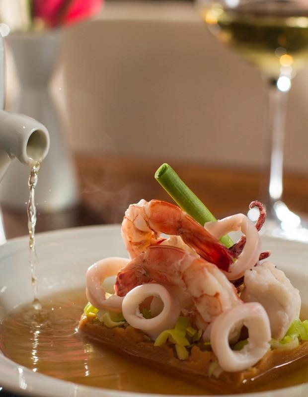 Receita foi criada especialmente para a 13ª edição do Restaurant Week (Foto: Rafael Wainberg / Divulgação)