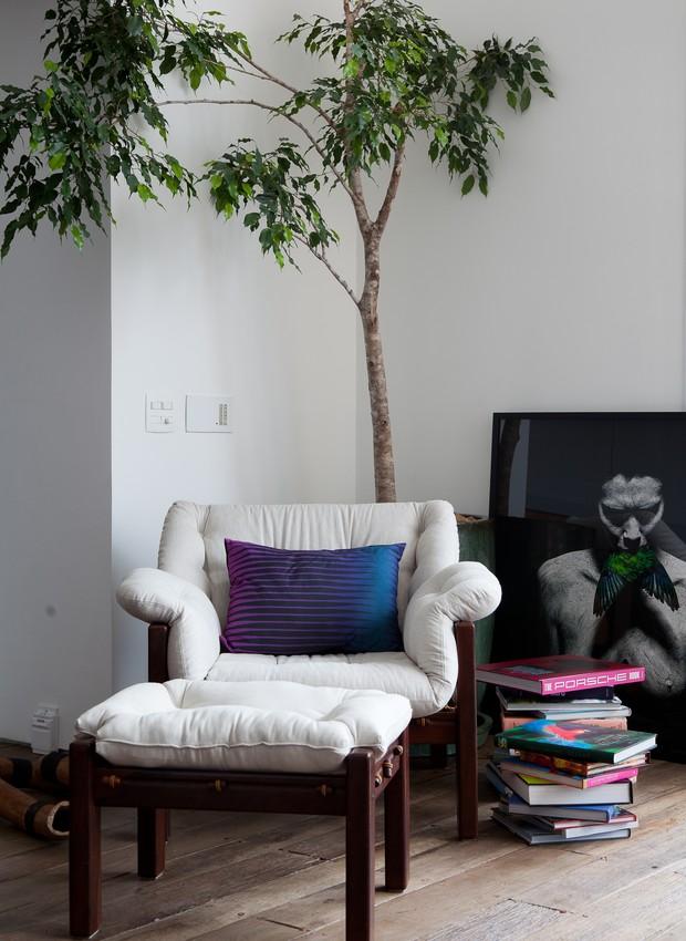 apartamento-150-m²-moderno-urbano-reforma-arquitetura-decoração (Foto: Fran Parente/Divulgação)
