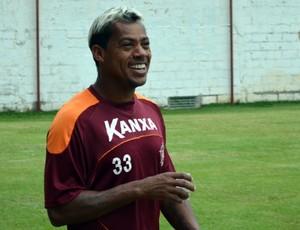 Marcelinho Paraíba pede vitória para Boa concluir objetivo na 10ª rodada (Foto: Tiago Campos)