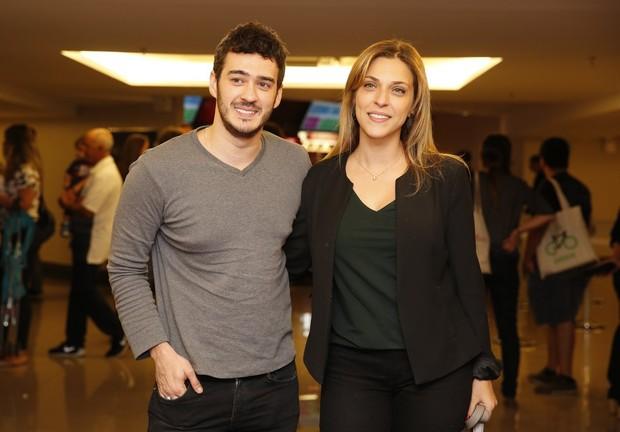 Marcos Veras e Júlia Rabello (Foto: Marcos Serra Lima / Ego)