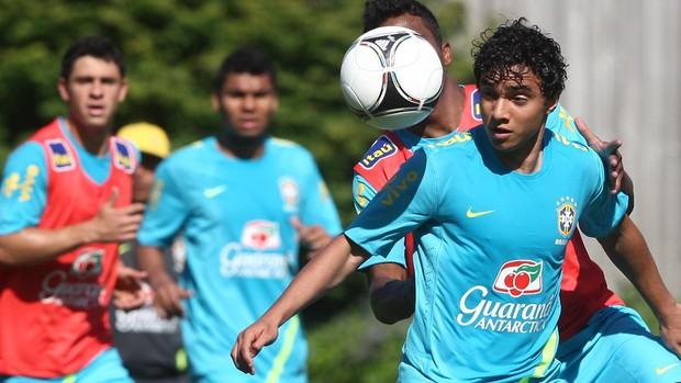 rafael brasil treino (Foto: Mowa Press)