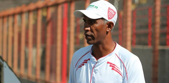 Claudinho Batista Mogi Mirim Sapo (Foto: Geraldo Bertanha / Mogi Mirim EC)