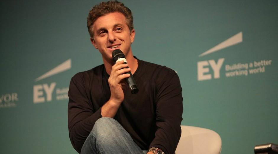 Luciano Huck: apresentador também é empreendedor (Foto: Divulgação)