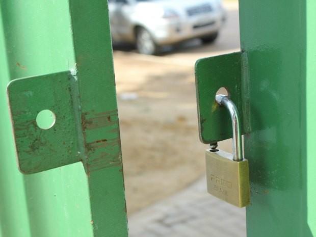 Para evitar roubos e assaltos, PM orienta prevenção (Foto: Jenifer Zambiazzi/G1)