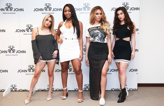 As integrantes do Fifth Harmony (Foto: Iwi Onodera/Manuela Scarpa)