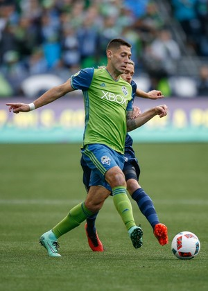 Clint Dempsey Seattle Sounders (Foto: Getty Images)