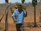 'Estou desistindo', diz lavrador de cidade que está sem água há 150 dias