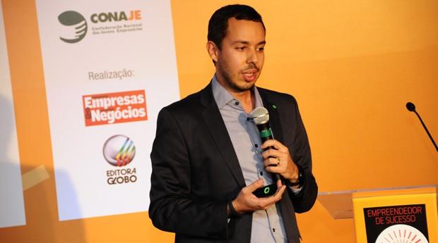Gustavo Caetano, criador do Samba Tech (Foto: Sylvia Gosztonyi)
