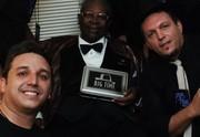 'Dizia tudo com uma nota só!', diz baixista da Big Time sobre B.B King (Foto: Reprodução/RPC)