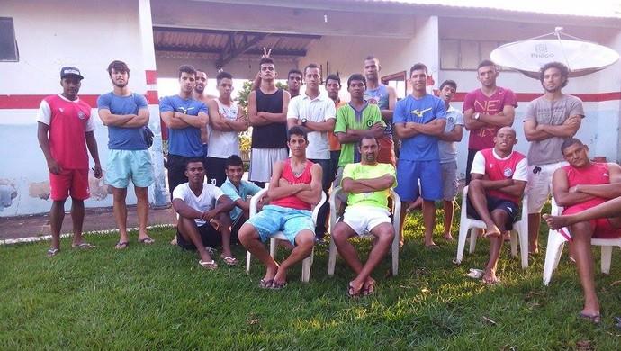 Araguaína de braços cruzados (Foto: Araguaína/ Divulgação)