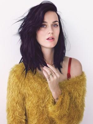 Katy Perry vem ao Brasil com a turnê 'Prism' (Foto: Divulgação)