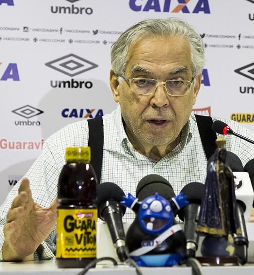 bastidores da crise (Paulo Fernandes / vasco.com.br)