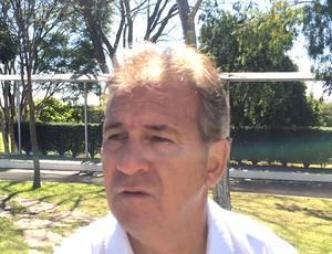 Tico Cruzeiro mosqueteiros entrevista (Foto: Mauricio Paulucci)