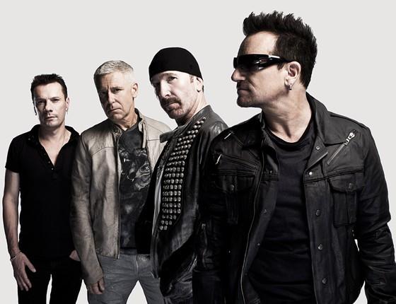 O grupo irlandês U2 se apresenta no próximo sábado no Twickenham Stadium, em Londres (Foto: Divulgação)