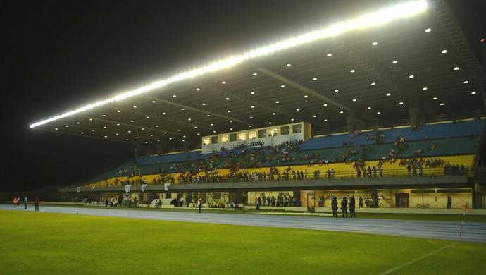 Estádio Zerão, em Macapá (Foto: Gabriel Penha/GE-AP)