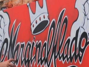 Marginal Alado será o nome do filme (Foto: Reprodução/TV Tribuna)