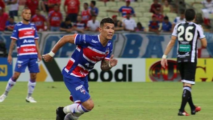 Rodrigo Andrade; Fortaleza; meia (Foto: Divulgação/Fortaleza)