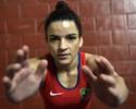 """""""Filha de Jandira"""", goiana se destaca na luta olímpica após sacrifício familiar"""