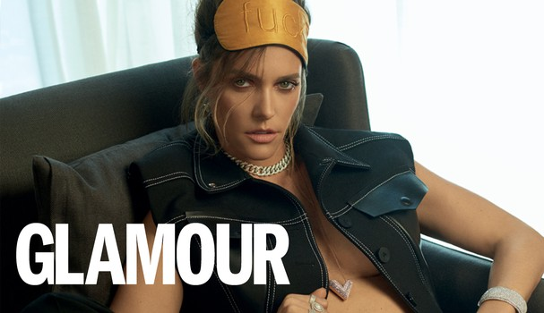 Fernanda Lima (Foto: Glamour)